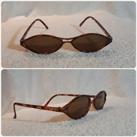 Used Made in Italy small sungglass for her*., in Dubai, UAE