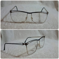 Used Authentic eyeglass frame Made in Italy** in Dubai, UAE