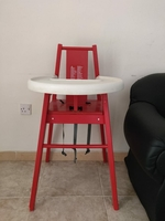 Used Baby high feeding chair in Dubai, UAE