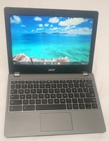 Used Acer C740 Chromebook Perfect Condition in Dubai, UAE