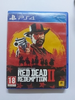 Used Ps4 Red Dead : Redemption 2 CDs Inside in Dubai, UAE