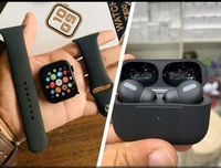 Used SmartWatch + Airpods pro Trusted Seller in Dubai, UAE