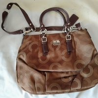 Used Lovely cloth Bag from Coach 💕 in Dubai, UAE