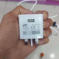 Used Samsung Charger + Car wireless charger in Dubai, UAE