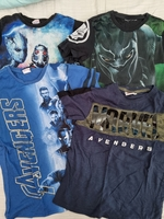 Used Pre-loved Boys Character Shirts & Shorts in Dubai, UAE