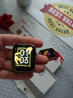 Used Apple clone t55plus smart watch ELE1 in Dubai, UAE