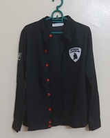 Used Open soft coat shirt for him in black ! in Dubai, UAE