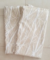 Used Curtains 1 pair in Dubai, UAE