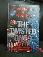 Used Five Nights At Freddy The Twisted Ones in Dubai, UAE