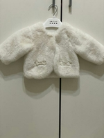 Used Matalan Fur Coat  baby (upto 7months) in Dubai, UAE