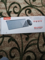 Used Mini Wireless Keyboard n Mouse in Dubai, UAE