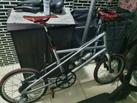 Used CityHopper DoppelGanger Minivelo bicycle in Dubai, UAE