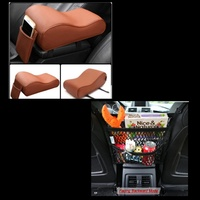 Used 2 pcs Car mesh bag + Car memory car seat in Dubai, UAE