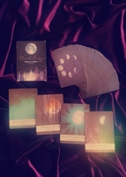 Used Moonology Oracle Cards in Dubai, UAE