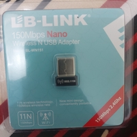 Used WiFi USB adapter TP link 150Mbps in Dubai, UAE