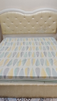 Used King size cot from home center in Dubai, UAE