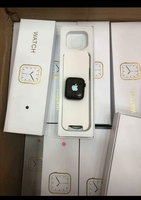 Used Apple smart watch with logo in Dubai, UAE