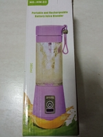 Used BATTERY JUICE BLENDER.PORTALY in Dubai, UAE
