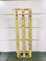 Used Cricket stump with spring steel base in Dubai, UAE