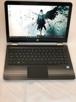 Used HP Pavilion touch screen X360 in Dubai, UAE