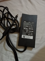 Used Dell laptop charger 130w original chargr in Dubai, UAE
