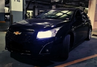 Used CHEVY CRUZE 2014 FIRST OWNER FULL OPTION in Dubai, UAE