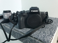 Used Canon M50 with Lenses and Accessories in Dubai, UAE