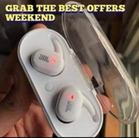 Used TWS4 EARBUDS GREAT CHOICE BEST PLACE in Dubai, UAE
