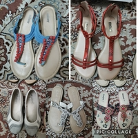 Used 5 pairs shoes for sale in Dubai, UAE
