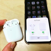 Used Apple airpods2 generation high copy wow❤ in Dubai, UAE