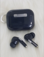 Used AIRPODS PRO BLACK COLOR WIRELESS SOUND P in Dubai, UAE