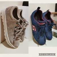 Used 2 sketches shoes - original in Dubai, UAE