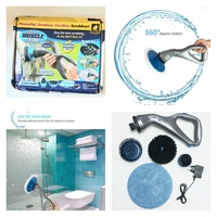 Used Multi-functional Scrubber Rechargeable in Dubai, UAE