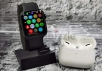 Used T500 SMART WATCH SERIES 5. Airpods pro in Dubai, UAE