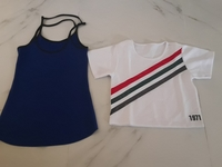 Used crest tank top and UAE top for lady in Dubai, UAE