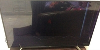 Used Sony ANDROID tv 55x7500f cracked screen in Dubai, UAE