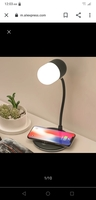 Used L4 LAMP SPEAKER WITH wireless charger in Dubai, UAE
