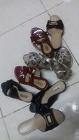 Used BOUNDLES OF LADY'S SHOES ( 4 pces) in Dubai, UAE