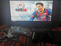 Used Playstation 2 with LCD 22' inch TV in Dubai, UAE