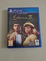 Used Shenmue 3 - PS4 - As New in Dubai, UAE