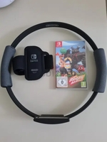 Used Ring Fit - Nintendo Switch - As New in Dubai, UAE