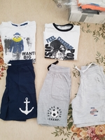 Used 10 Zara, HM clothes for 7 yrs old in Dubai, UAE
