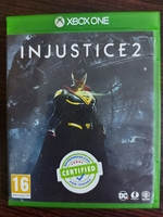 Used Injustice 2 For XBOX One, Like New in Dubai, UAE