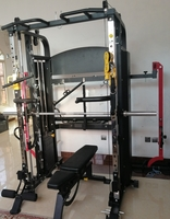 Used Workout machine with adjustable bedchair in Dubai, UAE