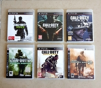 Used Call of duty collection for PS3 in Dubai, UAE