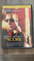Used The score movie DVD for sell in Dubai, UAE