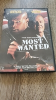 Used Most wanted movie DVD for sell in Dubai, UAE