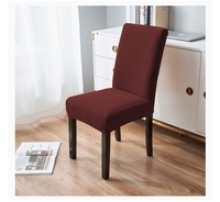 Used Removable washable stretch chair covers in Dubai, UAE