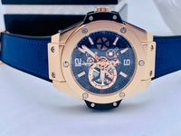 Used Hublot Suede leatherstrap new collection in Dubai, UAE