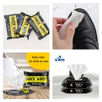 Used Disposable Quick Wet Wipes For Sneakers in Dubai, UAE